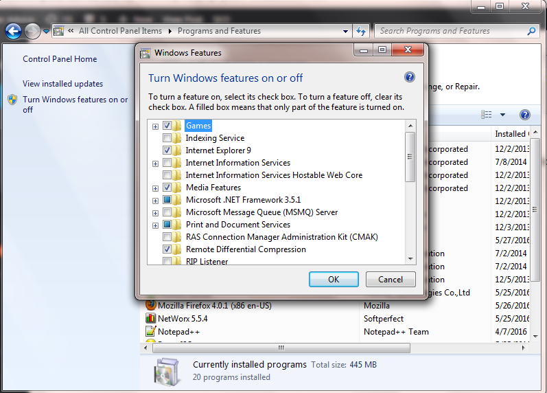 FCA_Turn_Windows_Features_On_Or_Off