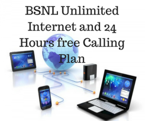bsnl-unlimited-internet-and-24-hours-free-calling-plan