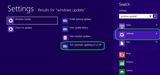 Windows Automatic Update On or Off
